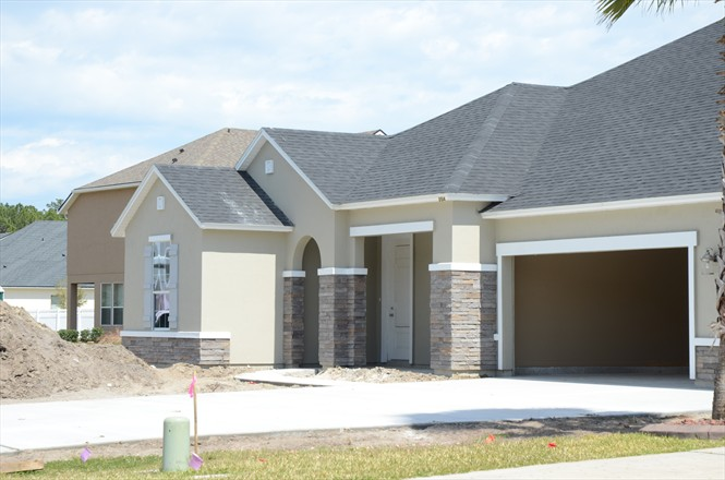 Jacksonville New Home Construction Building Process - How Long?