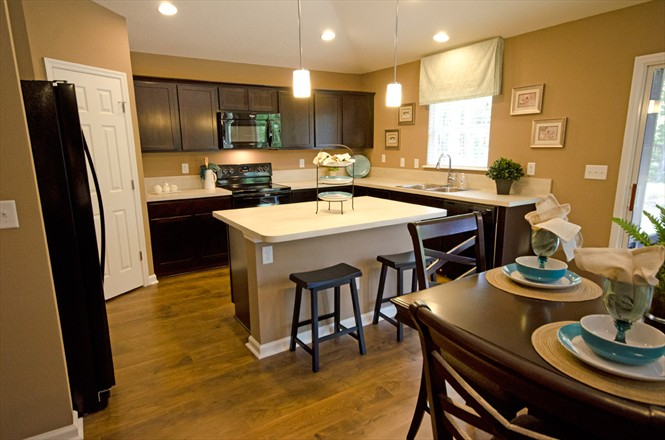 Kb homes unveils its newest single family home community - Kitchen design gallery jacksonville fl ...