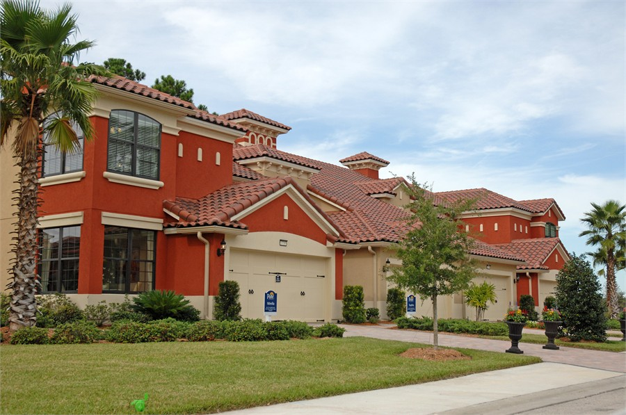 New townhomes vizcaya southside tinseltown fl nocatee for Classic american homes jacksonville fl
