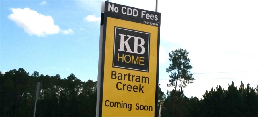 New Home Construction Buyers Are Clamoring For All Things Bartram Starting With Springs Off Of Racetrack Road Then The Myriad Housing And