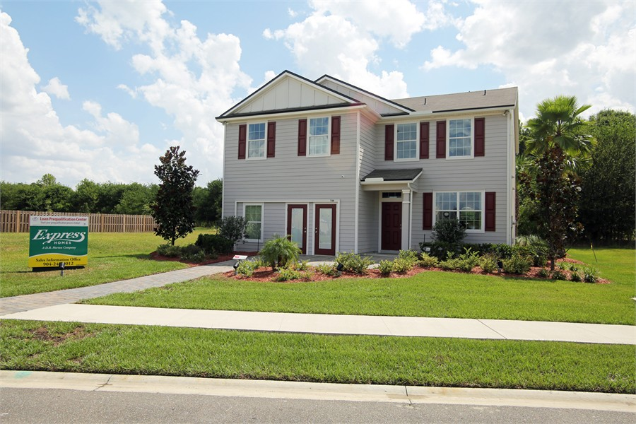 New homes st james place northside fl nocatee new for Classic american homes jacksonville fl