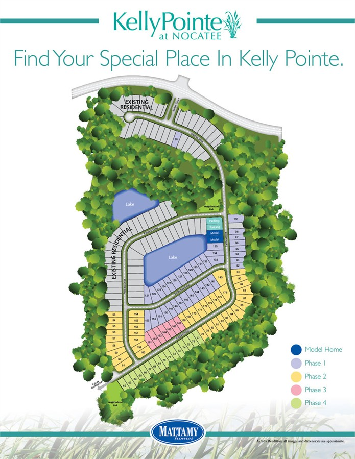 New Homes Kelly Pointe At Nocatee Ponte Vedra Fl Nocatee New