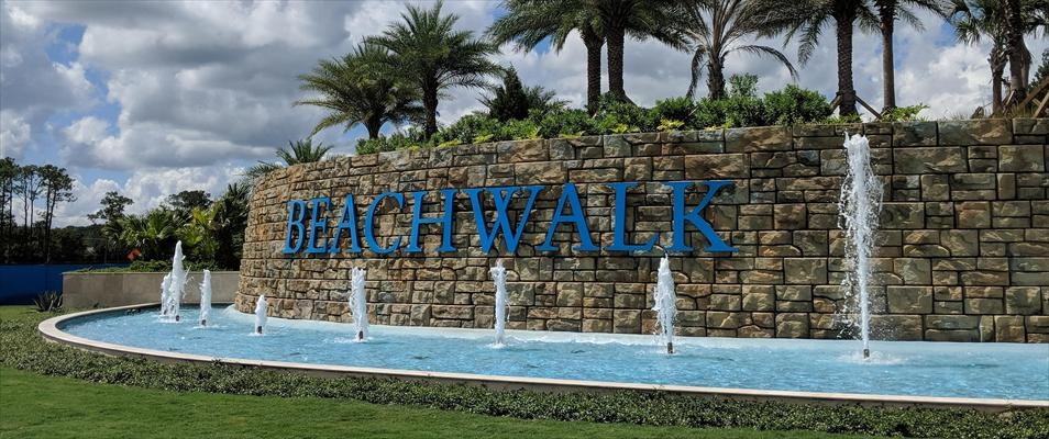 The Cove at Beachwalk New Homes For Sale St. Augustine FL