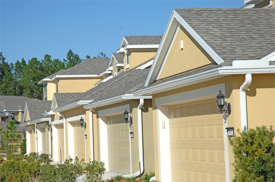 New townhomes flagler station mandarin fl nocatee new for Tract home builders