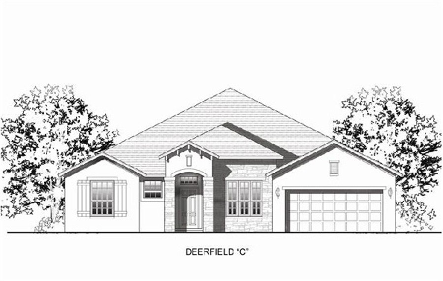 deerfield at austin park at nocatee by taylor morrison - Deefield Park Homes Floor Plans