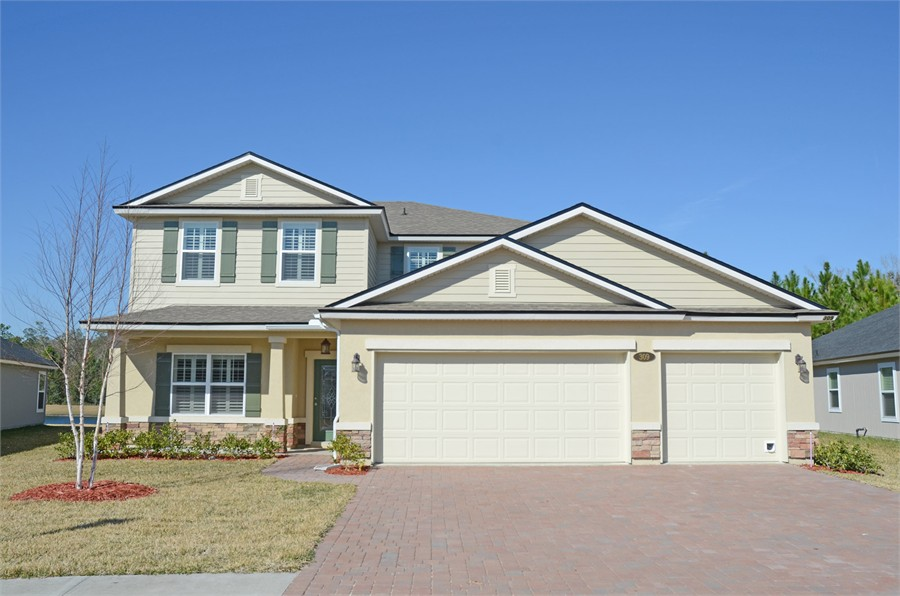 New homes castlegate at aberdeen st johns fl nocatee for American classic homes jacksonville