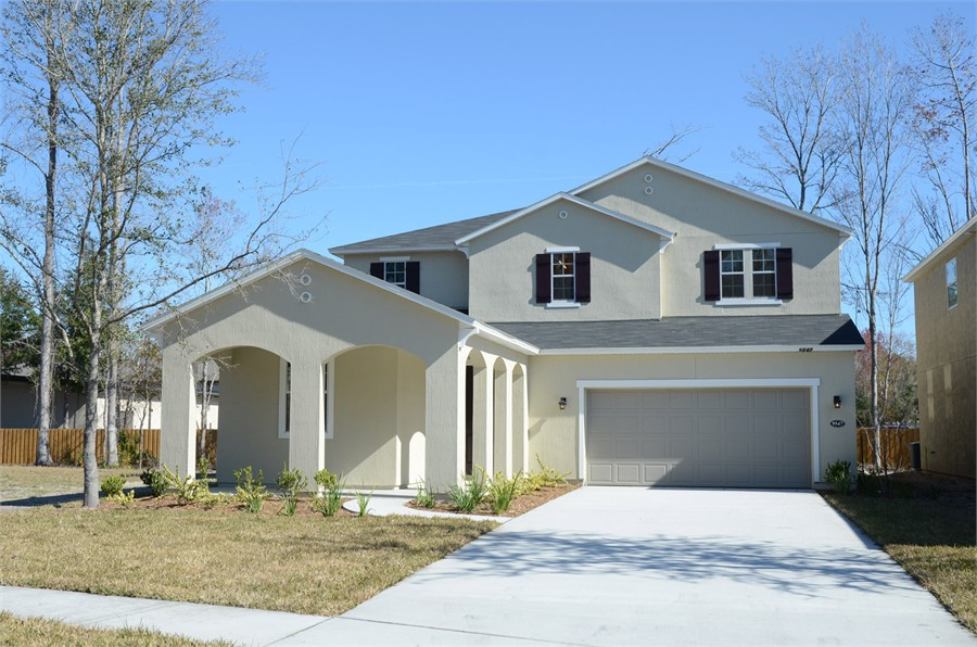 New Homes Wexford Chase Southside Baymeadows Fl