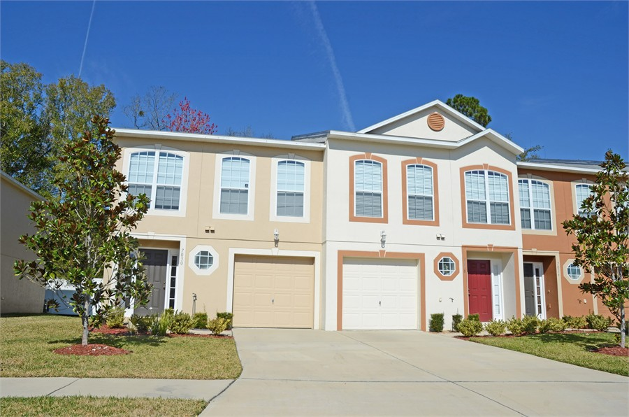 New Townhomes St Ives Westside Fl New Homes