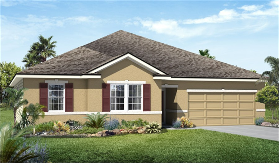 Silverthorn Model Delaney Single Family Home Home By Richmond