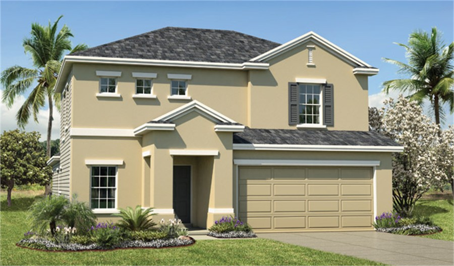 Silverthorn Model Brian Single Family Home Home By Richmond American