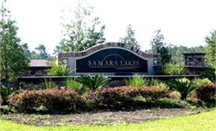 Samara :Lakes one of the many new developments in St. Johns County.