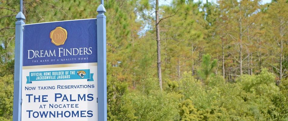 The Palms at Nocatee New Homes For Sale Ponte Vedra FL