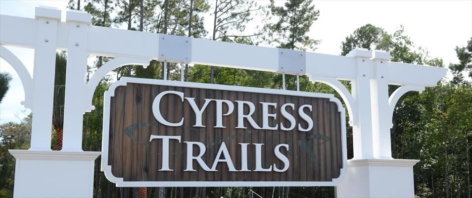 Cypress Trails at Nocatee New Homes For Sale Ponte Vedra FL